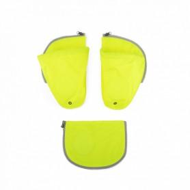 Ergobag SAFETY Set 3 Pièces Accessoires Sac yellow Jaune Nouveau